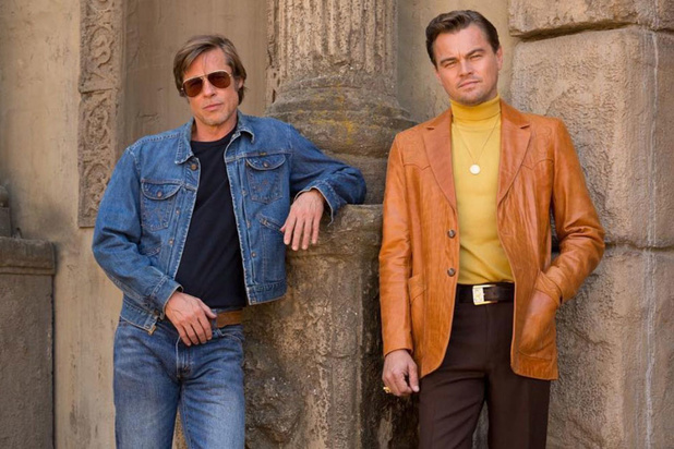 'Once upon a Time in Hollywood' is Tarantino's beste film sinds 'Jackie Brown'