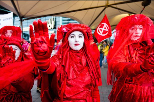 Burgemeester Brussel verbiedt protest van Extinction Rebellion op Grote Markt