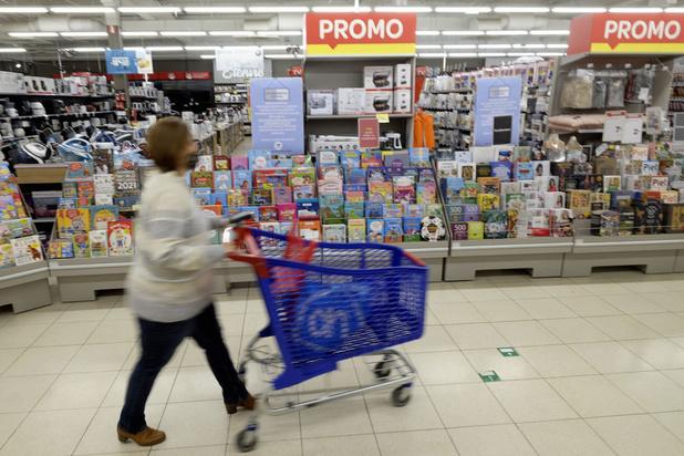 Gemiddelde inflatie klokt af op 0,74 procent