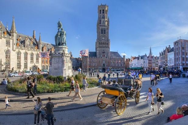 """Burgemeester: """"Brugge is voorbereid op brand, maar risico bestaat altijd"""""""