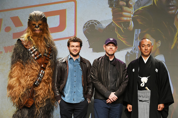Star Wars s'invite au kabuki au Japon