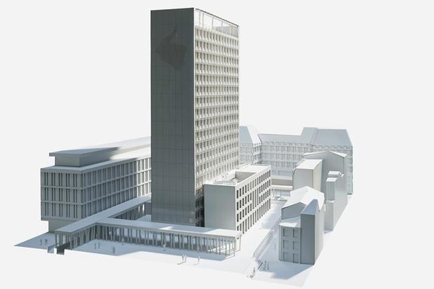 Liège aura sa nouvelle cité administrative zéro carbone en 2022