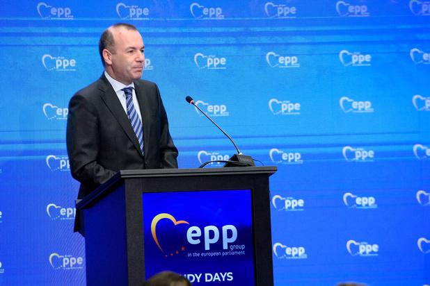 Europese topjobs: Manfred Weber zou geen kandidaat-commissievoorzitter meer zijn
