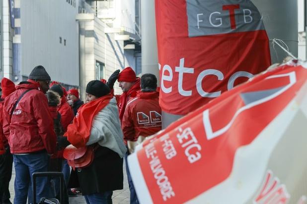 Négociations salariales: le Setca approuve le projet d'accord interprofessionnel à 61%