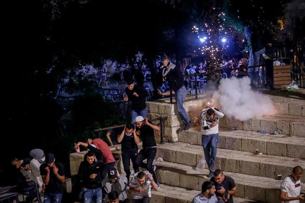 Opnieuw onrust in Oost-Jeruzalem