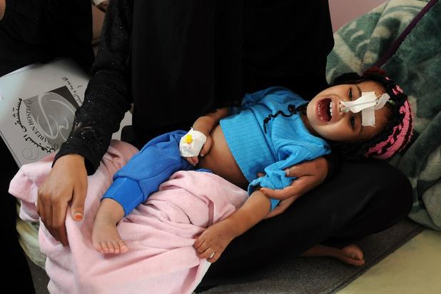 Plus de 15.000 enfants de moins de 5 ans meurent chaque jour dans le monde