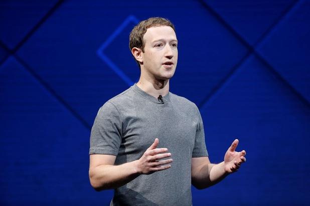 Mark Zuckerberg is op twee na rijkste mens ter wereld