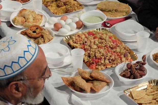Le ramadan se termine dans une bulle pour la deuxième année consécutive