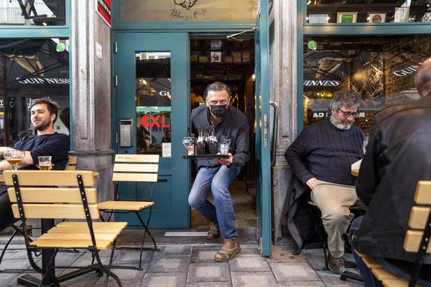 Belgische ondernemingen herstellen stilaan van coronacrisis