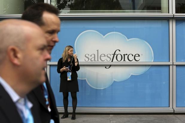 Salesforce devient partenaire d'Alibaba en vue de conquérir la Chine
