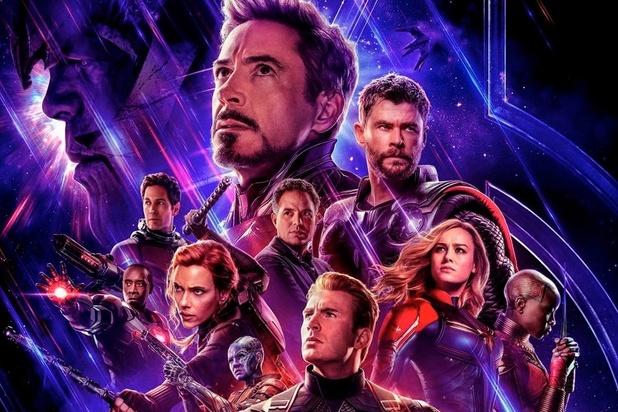Avengers: Endgame redt eerste jaarhelft Kinepolis