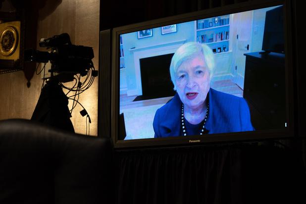 Janet Yellen demande une réunion sur la volatilité des marchés