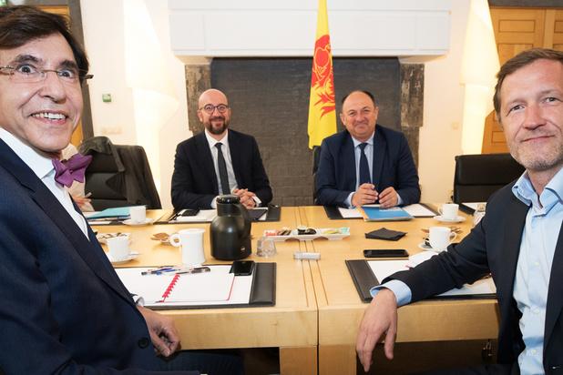 PS vat regeringsonderhandelingen in Wallonië ten gronde aan