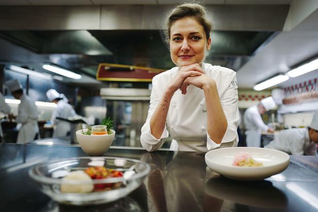A 32 ans, la Française Jessica Préalpato, élue Meilleure pâtissière du monde