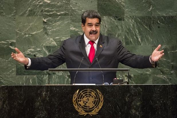 Maduro: Amerikaanse sancties tegen Venezolaanse centrale bank zijn 'illegaal en immoreel'