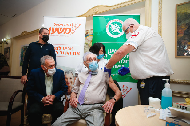 La vaccination contre le coronavirus semble porter ses fruits en Israël