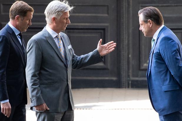 Magnette et De Wever enfin à la manoeuvre pour la formation d'un gouvernement