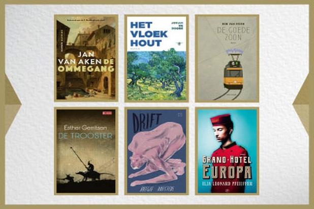 Wie wint dit jaar de Libris Literatuurprijs?