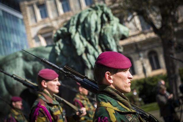 Belgisch leger telt elke dag 3 militairen minder