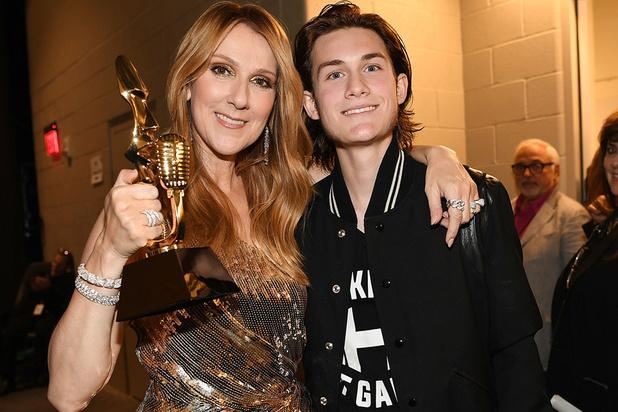 René-Charles, le fils aîné de Céline Dion, dans les pas de sa mère
