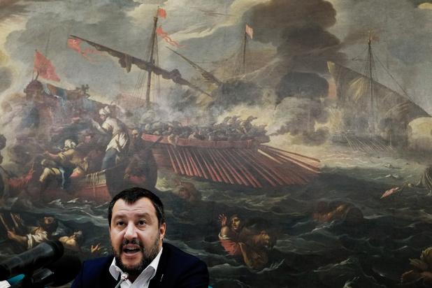 Politieke crisis in Italië: kan de radicaal-rechtse Matteo Salvini vervroegde verkiezingen forceren?