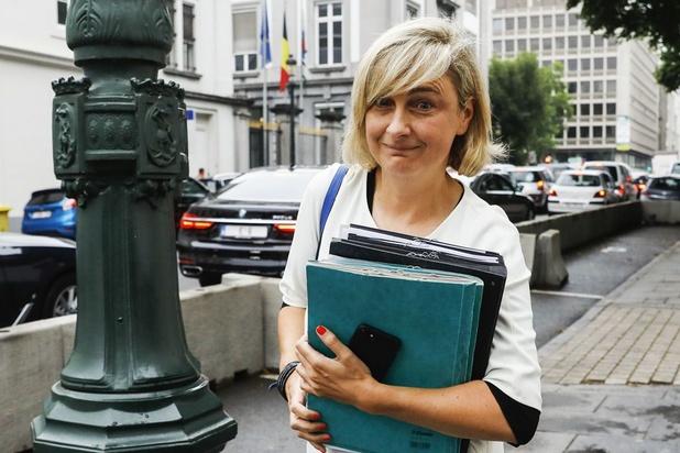 Crevits over Vlaamse formatie: 'Er wordt niet onderhandeld, maar wel gesproken'