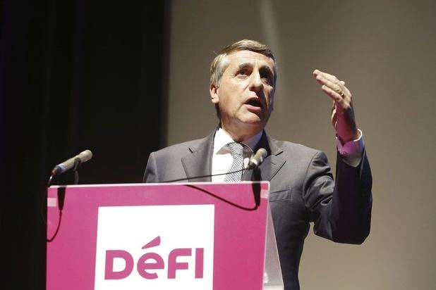 DéFI van Olivier Maingain trekt verkiezingencampagne op gang