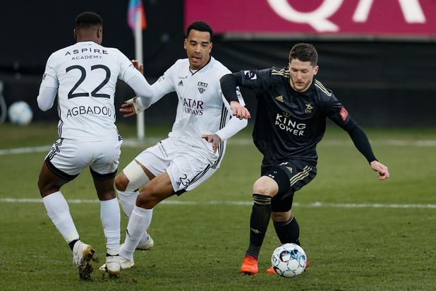 Jupiler Pro League: Eupen et OHL se quittent dos à dos après un match riche en buts (3-3)