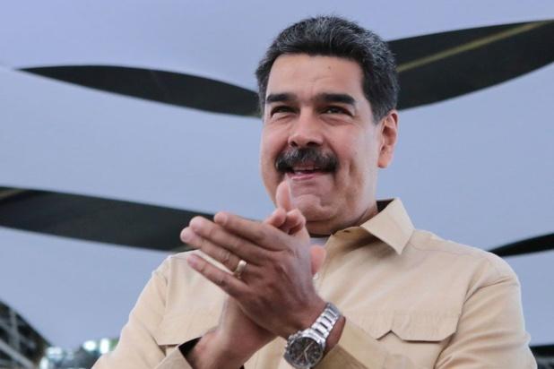 """Maduro appelle l'armée à être """"prête"""" en cas d'attaque américaine"""