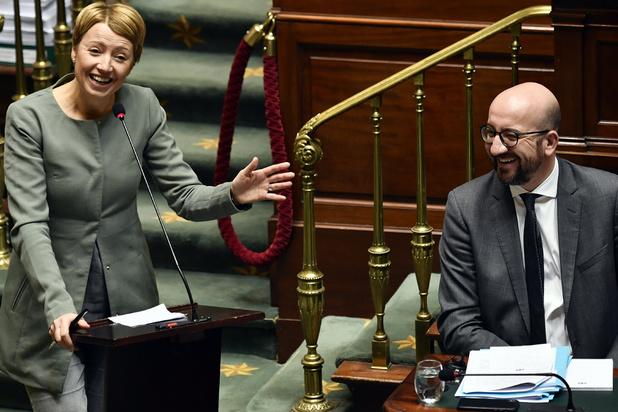 CDH vraagt parlementair debat over Eurocommissaris