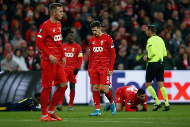 Le Standard quitte la scène européenne sur un partage contre Arsenal