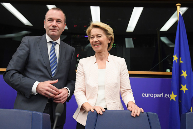 Ursula von der Leyen start ronde langs Europese fracties