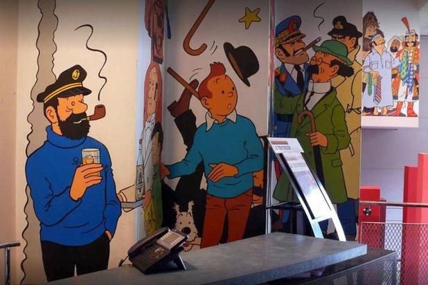 Ces oeuvres, scènes ou héros du cinéma qu'Hergé a transposés dans Tintin