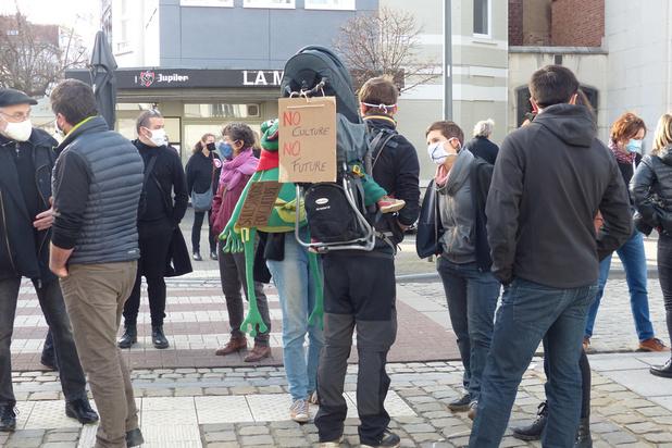 Manifestations symboliques du secteur culturel (en images)