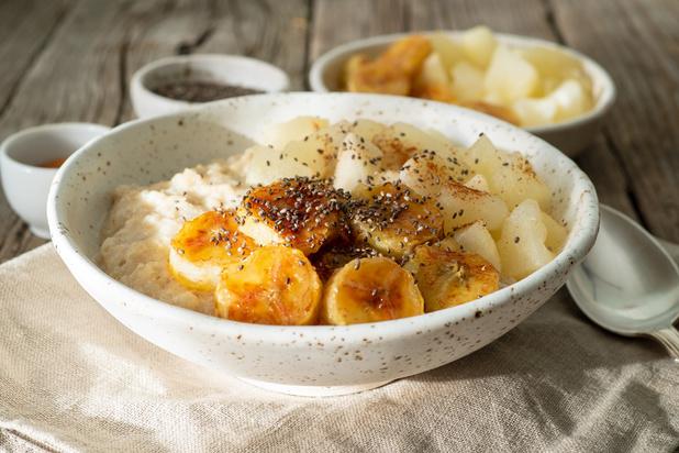 Trois recettes de petit-déjeuner à déguster à la cuillère (autre que le porridge d'avoine)