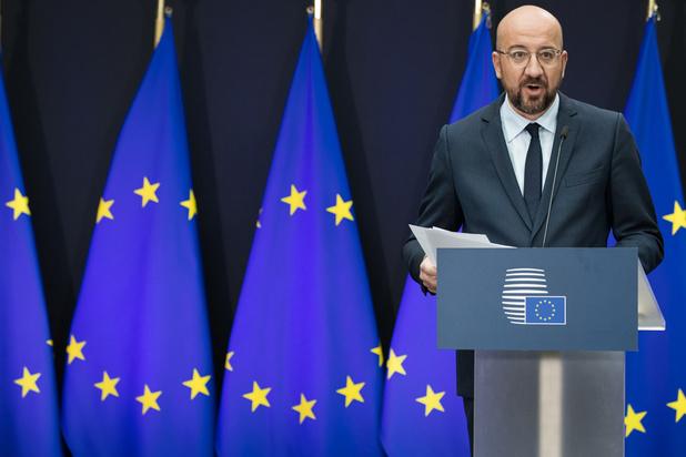Charles Michel veut une Union européenne économiquement verte et plus sûre d'elle