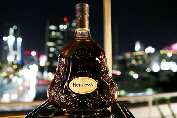 """Le cognac Hennessy deviendra en 2019 """"la plus grande marque au monde de spiritueux"""""""