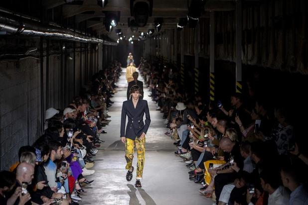 Paris Fashion Week: les Belges font le show