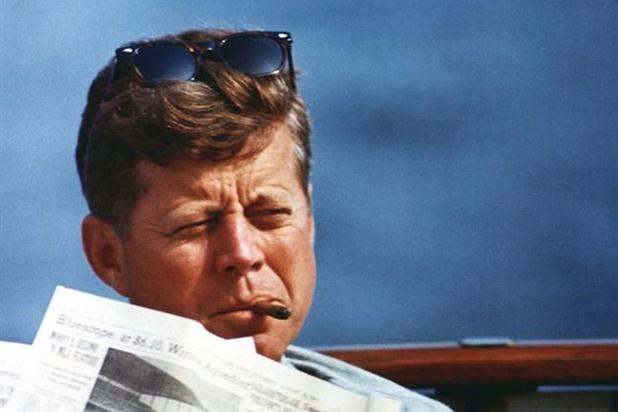 """La """"malédiction Kennedy"""": une famille marquée par les drames (en images)"""