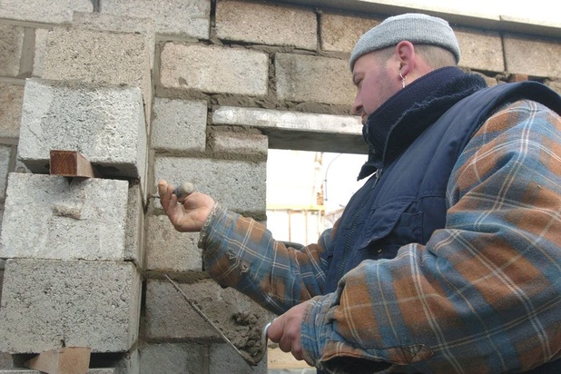 Nooit eerder kozen zo weinig scholieren voor de bouwsector