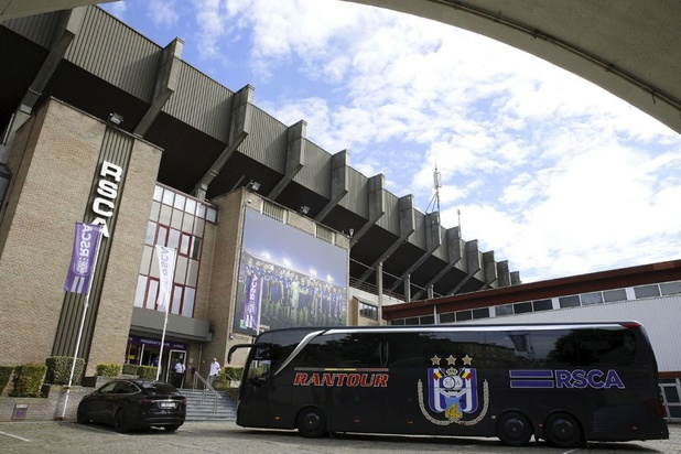 RSC Anderlecht speelt in augustus volledig achter gesloten deuren