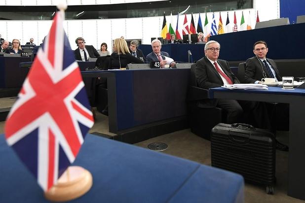 GB: le FMI prévoit un sévère choc économique en cas de Brexit sans accord