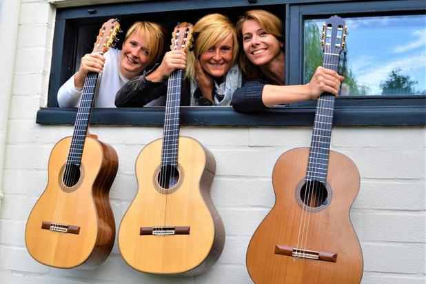 """Trio Asturias viert zilveren jubileum met nieuw album: """"We spelen ook Metallica"""""""