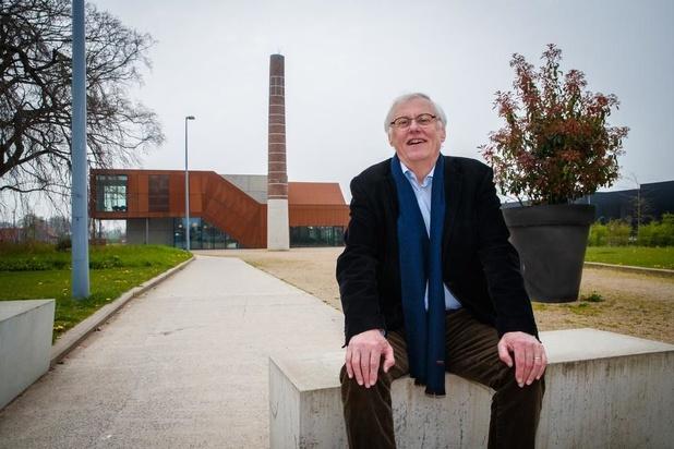 Herman Becue is de nieuwe voorzitter van de cultuurraad