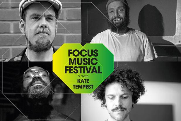 Le Speakers Corner Quartet complète l'affiche du Focus Music Festival de et avec Kate Tempest