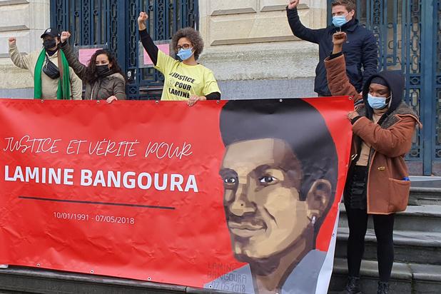 Pas de justice pour Lamine Bangoura, le Georges Floyd belge.