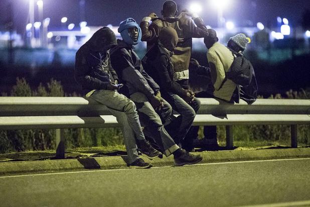 Stijgend aantal migranten probeert Kanaal over te steken