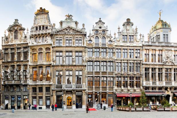 Recordaantal toeristen bezoekt Brussel