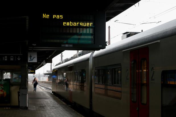 Rail: Le syndicat chrétien ne participera pas à la grève du 19 décembre