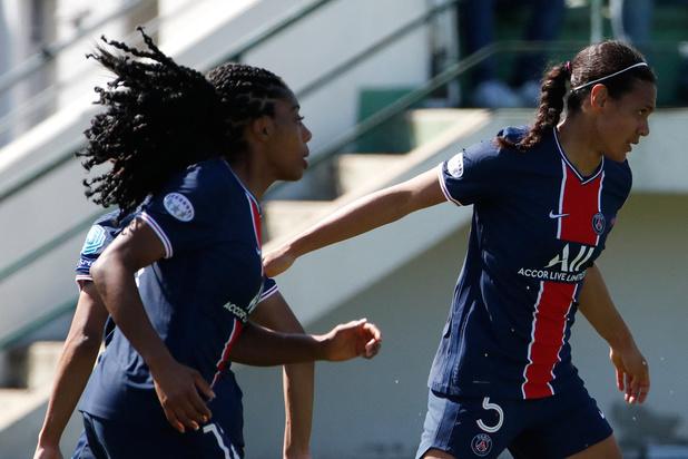 C1 féminine: le PSG bute sur le Barça, le Bayern prend une petite option pour la finale
